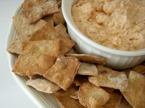 wheat-thins-and-dip